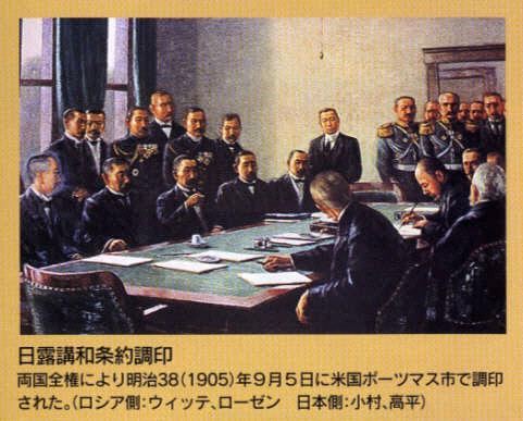 ポーツマス 条約 と は